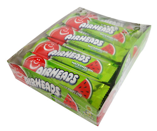 AirHeads - Watermelon and more Confectionery at The Professors Online Lolly Shop. (Image Number :15879)