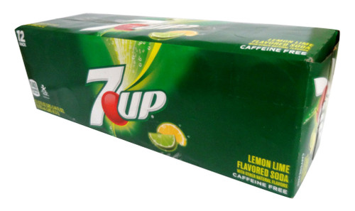 7 Up - Original (12 x 340ml Cans in a Display Unit)
