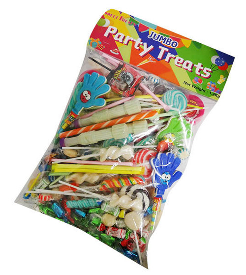 Sweet Treats - Jumbo Party Treats and more Confectionery at The Professors Online Lolly Shop. (Image Number :16553)