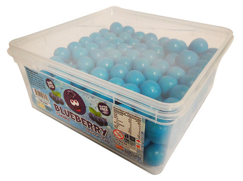 A.I.T - Blueberry Bubble Gum, by AIT Confectionery,  and more Confectionery at The Professors Online Lolly Shop. (Image Number :15874)