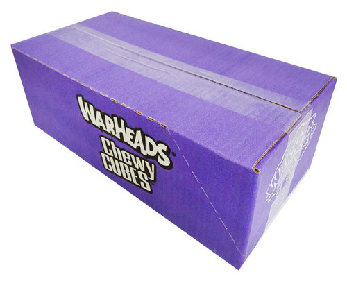 Warhead Movie Box - Chewy Cubes(113g x 12 packs in a display unit)