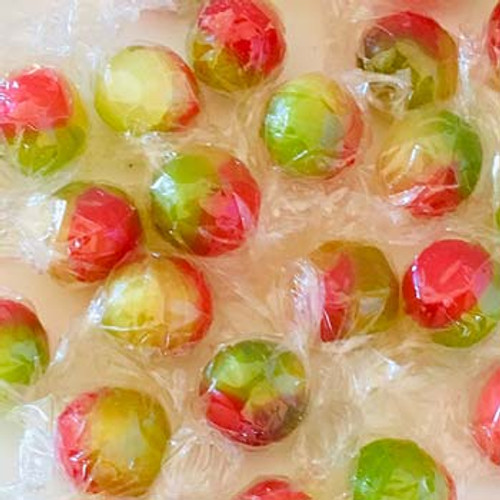 Tilleys Rosey Apples - Boiled Individually Wrapped, by Tilleys,  and more Confectionery at The Professors Online Lolly Shop. (Image Number :15238)
