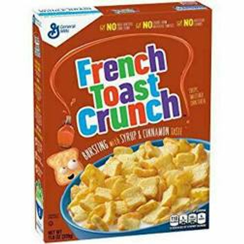 French Toast Crunch and more Snack Foods at The Professors Online Lolly Shop. (Image Number :15257)