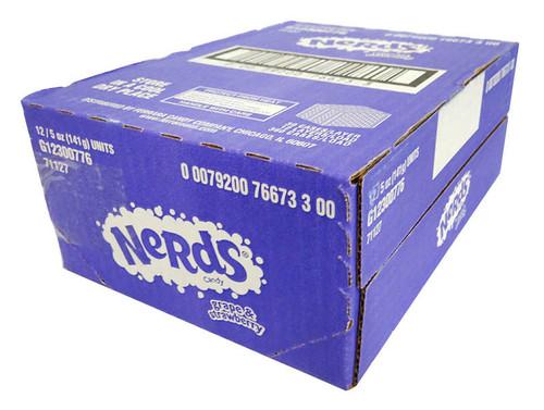 Nerds Grape and Strawberry - Theatre box (12 x 141g box)