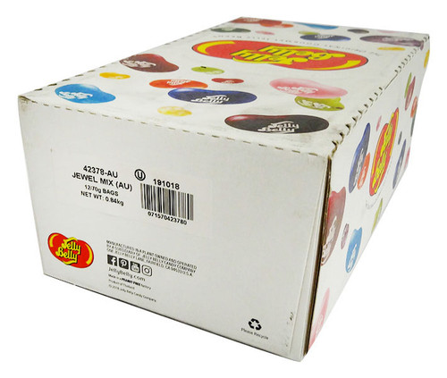 Jelly Belly - Shimmer Jewel Mix (70g bags x 12pc box)