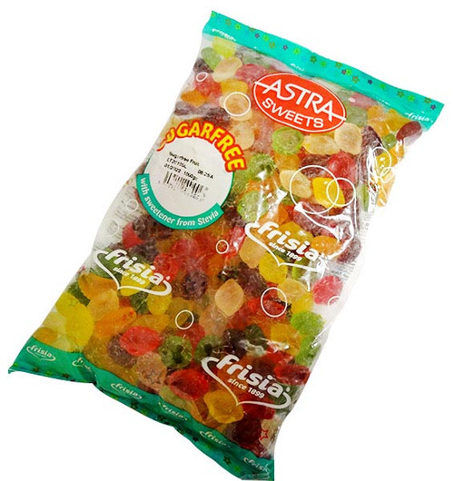 Astra Sugar Free Fruit and more Confectionery at The Professors Online Lolly Shop. (Image Number :15756)