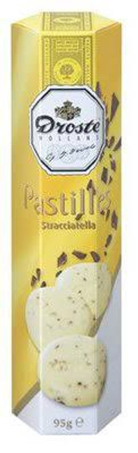 Droste Rolls White Stracciatella and more Confectionery at The Professors Online Lolly Shop. (Image Number :15355)