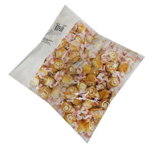 Taffy Town - Salt Water Taffy - Caramel Swirls (1.13kg bag)