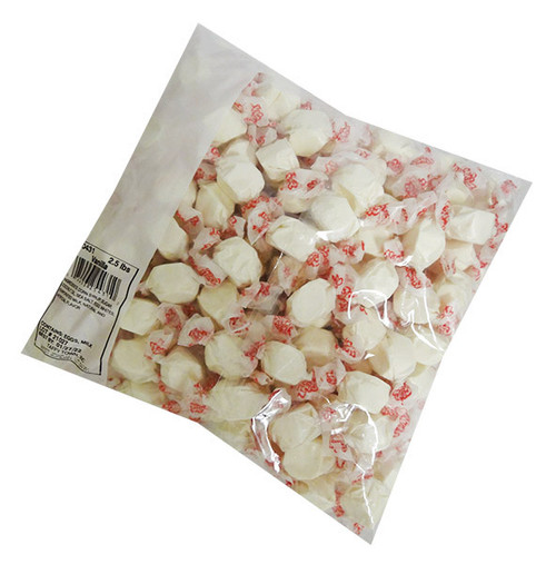 Taffy Town - Salt Water Taffy - Vanilla (1.13kg bag)