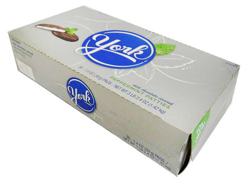 York Peppermint Patty and more Confectionery at The Professors Online Lolly Shop. (Image Number :16376)