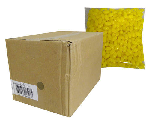 Allseps Bulk Jelly Beans - Yellow - B/B March 2021, by Metford Confectionery/Other,  and more Confectionery at The Professors Online Lolly Shop. (Image Number :15509)