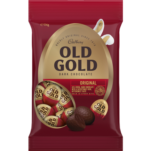 Cadbury Old Gold Mini Eggs, by Cadbury,  and more Confectionery at The Professors Online Lolly Shop. (Image Number :15533)