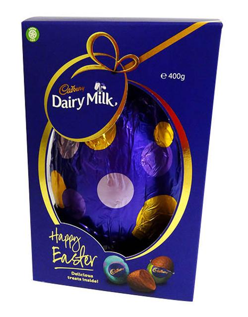 Cadbury Dairy Milk Easter Gift Box (400g)