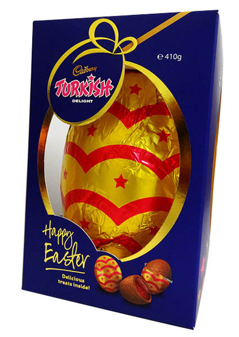 Cadbury Turkish Delight Easter Gift Box, by Cadbury,  and more Confectionery at The Professors Online Lolly Shop. (Image Number :15719)