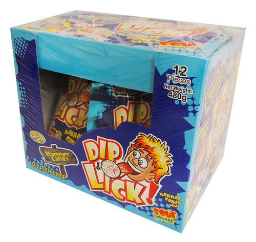 JoJo Hammer Dip & Lick (12 x 40g Packs in a display box)
