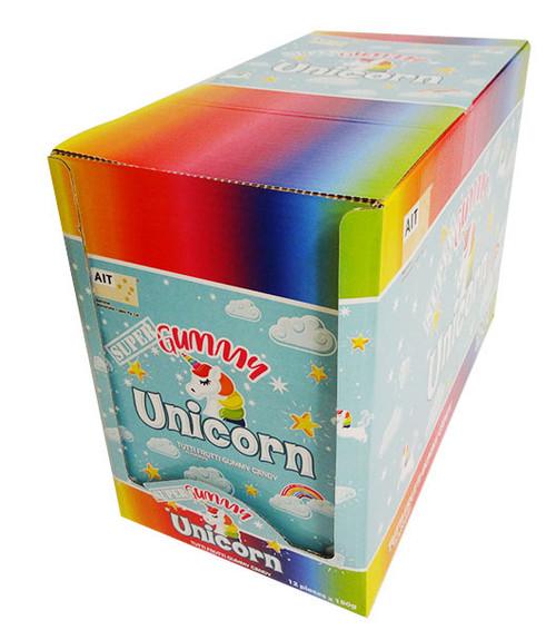 Super Gummy Unicorn (12 x 150g individually packaged)