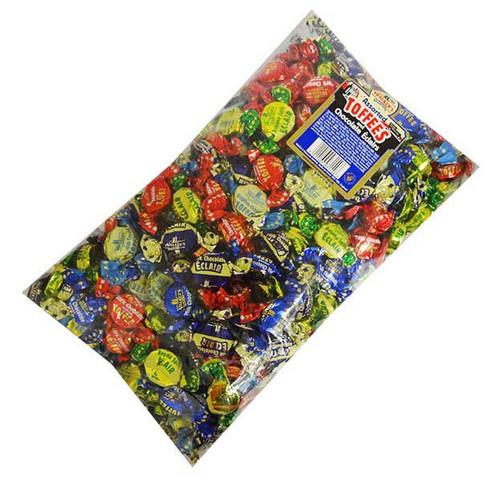 Walkers Assorted Toffees (2.5kg bag)