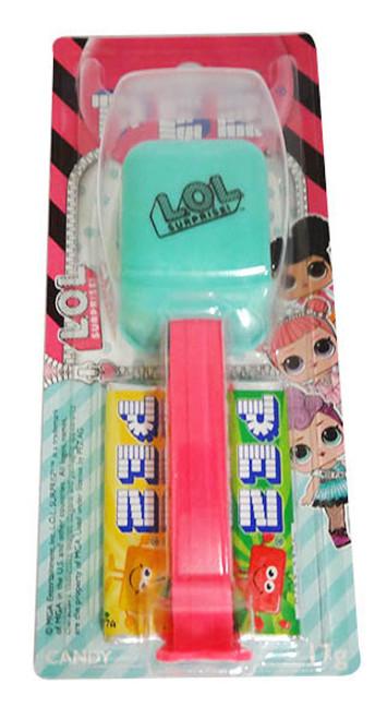Pez Candy Dispensers - LOL Surprise  (6 x 17g)