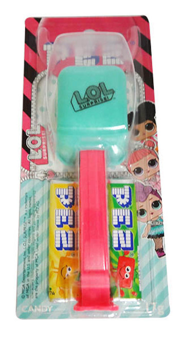 Pez Candy Dispensers - LOL Surprise, by Pez,  and more Confectionery at The Professors Online Lolly Shop. (Image Number :16645)