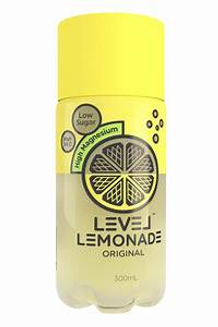 Level Lemonade Original and more Beverages at The Professors Online Lolly Shop. (Image Number :15689)