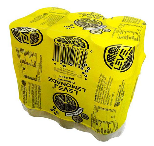 Level Lemonade Original and more Beverages at The Professors Online Lolly Shop. (Image Number :17082)