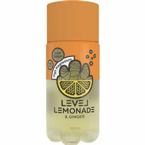 Level Lemonade and Ginger and more Beverages at The Professors Online Lolly Shop. (Image Number :15688)