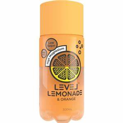 Level Lemonade and Orange at The Professors Online Lolly Shop. (Image Number :15687)