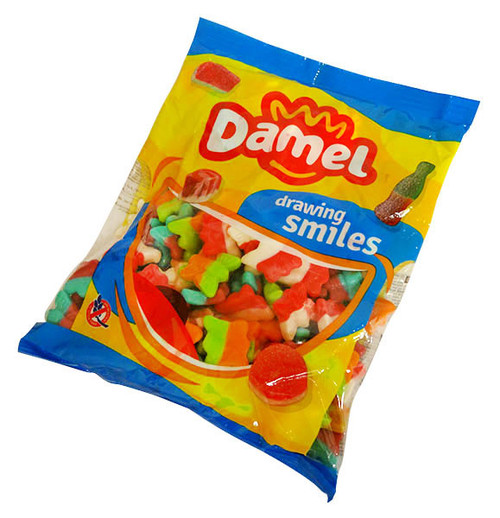 Damel Butterflies, by Damel,  and more Confectionery at The Professors Online Lolly Shop. (Image Number :16030)