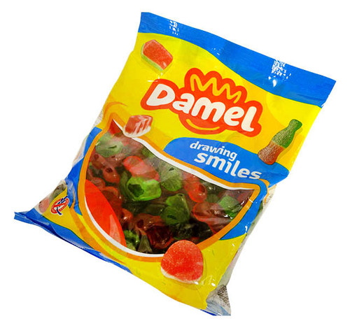 Damel Cherries, by Damel,  and more Confectionery at The Professors Online Lolly Shop. (Image Number :16032)