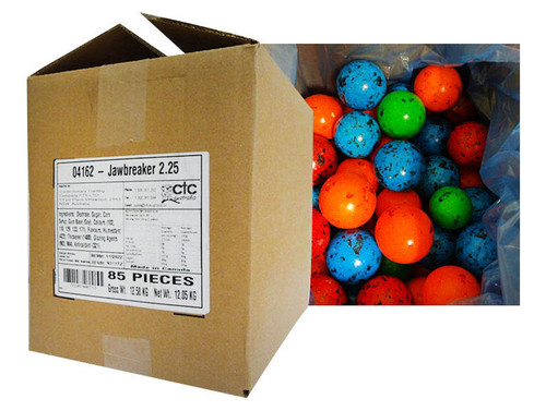 Boulder Jawbreakers  - Bulk and more Confectionery at The Professors Online Lolly Shop. (Image Number :15948)