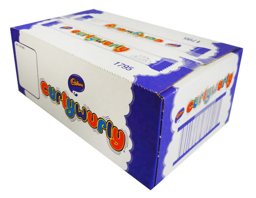 Curly Wurly Bars (48 x 21.5g bars in a Display Unit)