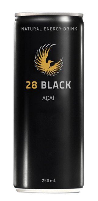 28 Black Energy Drink - ACAI, by 28 Black,  and more Beverages at The Professors Online Lolly Shop. (Image Number :16290)