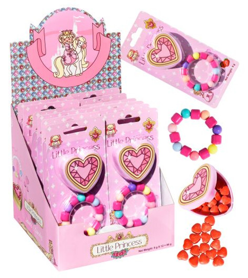 Little Princess Jewels & Candy and more Confectionery at The Professors Online Lolly Shop. (Image Number :16295)
