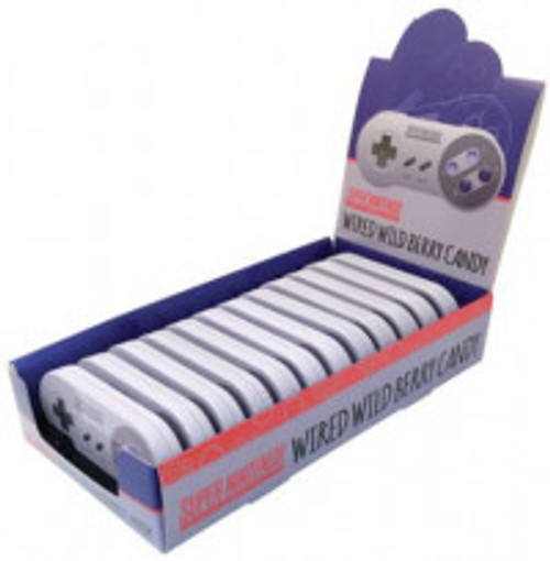 Nintendo SNES Controller Sours and more Confectionery at The Professors Online Lolly Shop. (Image Number :16382)