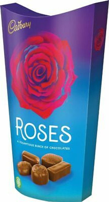 Cadbury Roses Chocolates, by Cadbury,  and more Confectionery at The Professors Online Lolly Shop. (Image Number :16482)