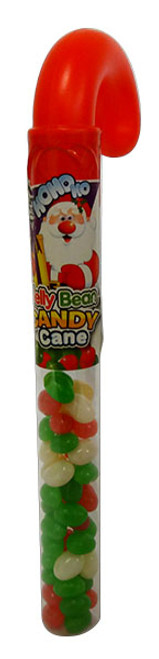 Sweet Treats Jelly Bean Candy Canes (65g)