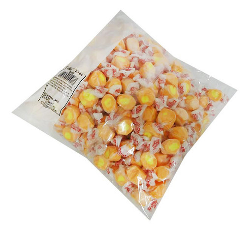 Taffy Town - Salt Water Taffy - Mango, by Other,  and more Confectionery at The Professors Online Lolly Shop. (Image Number :16670)