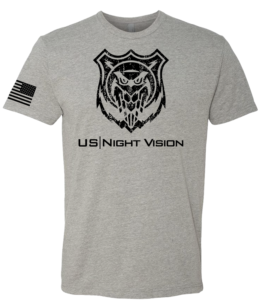 USNV Distressed Logo Men's T-Shirt