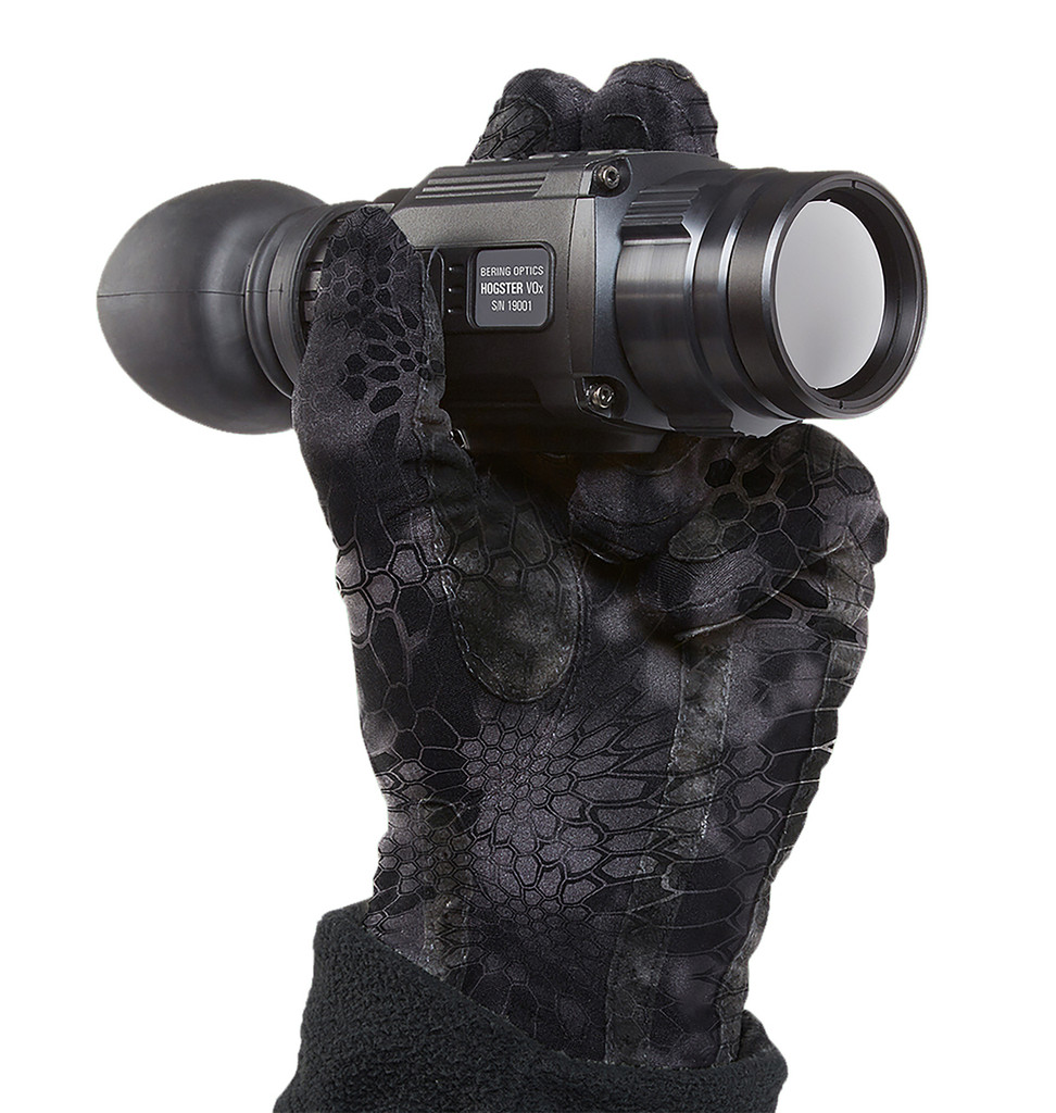 Shown As Hand-Held With Viewing Eye-Piece (Included)
