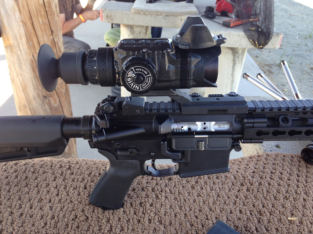 TAWS32 Thermal Weapon Sight