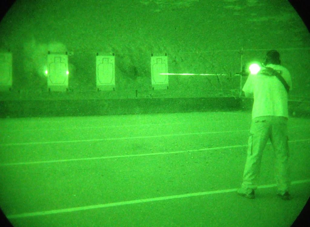 OTAL-C IR Laser Offset / Optional SureFire Bundle