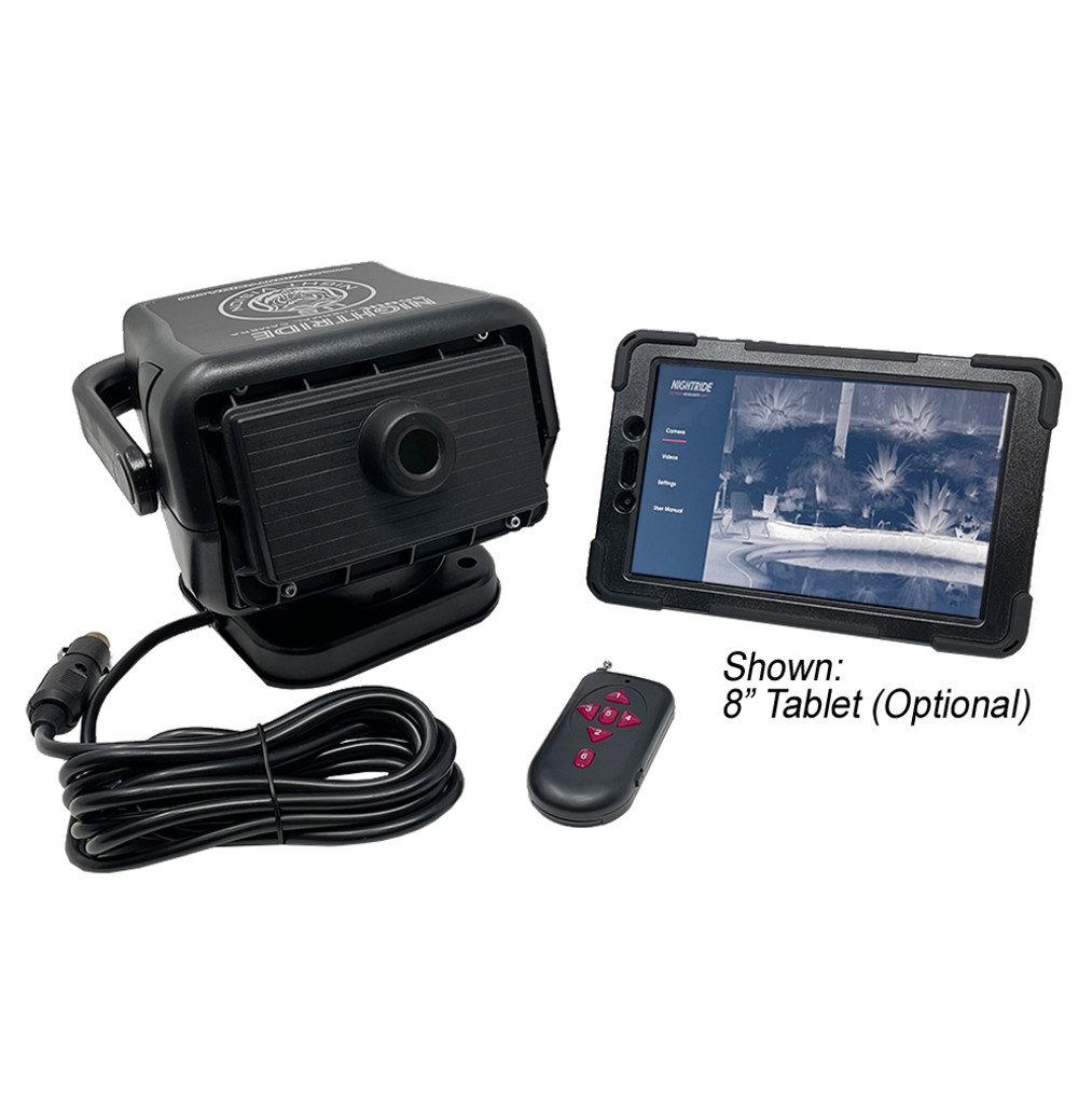 NightRide Scout Magnetic PTZ Thermal Camera