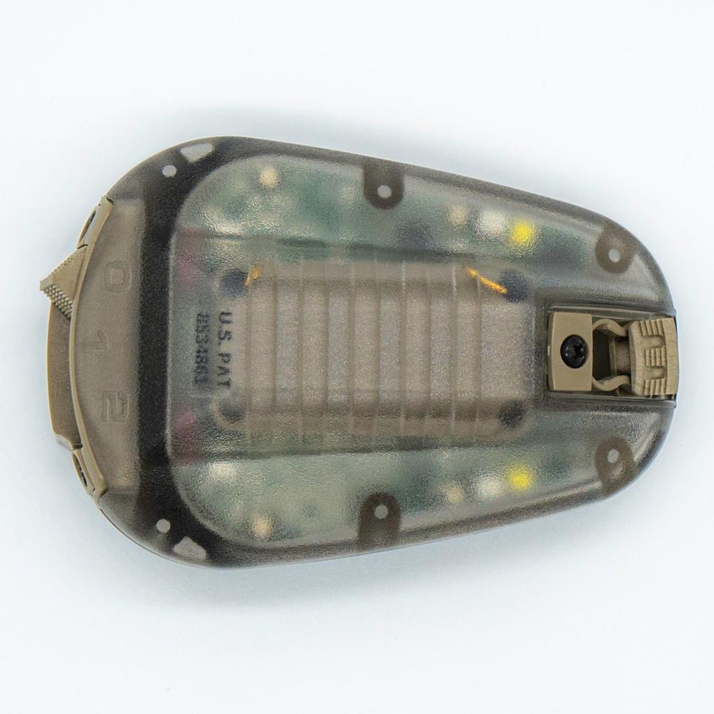 HEL-STAR 6® Gen III+ Multi Function Light (Helmet Mounted)