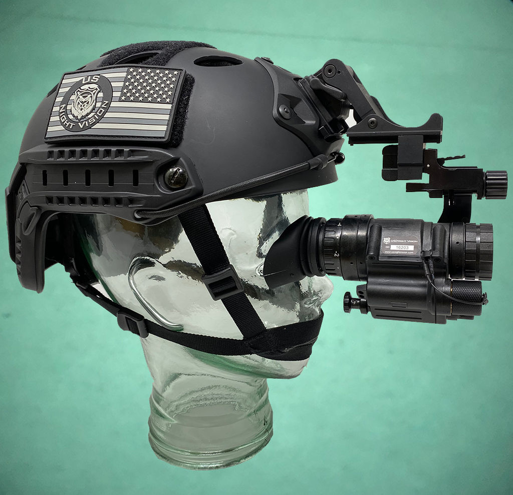 Optional Bump Helmet and Mount