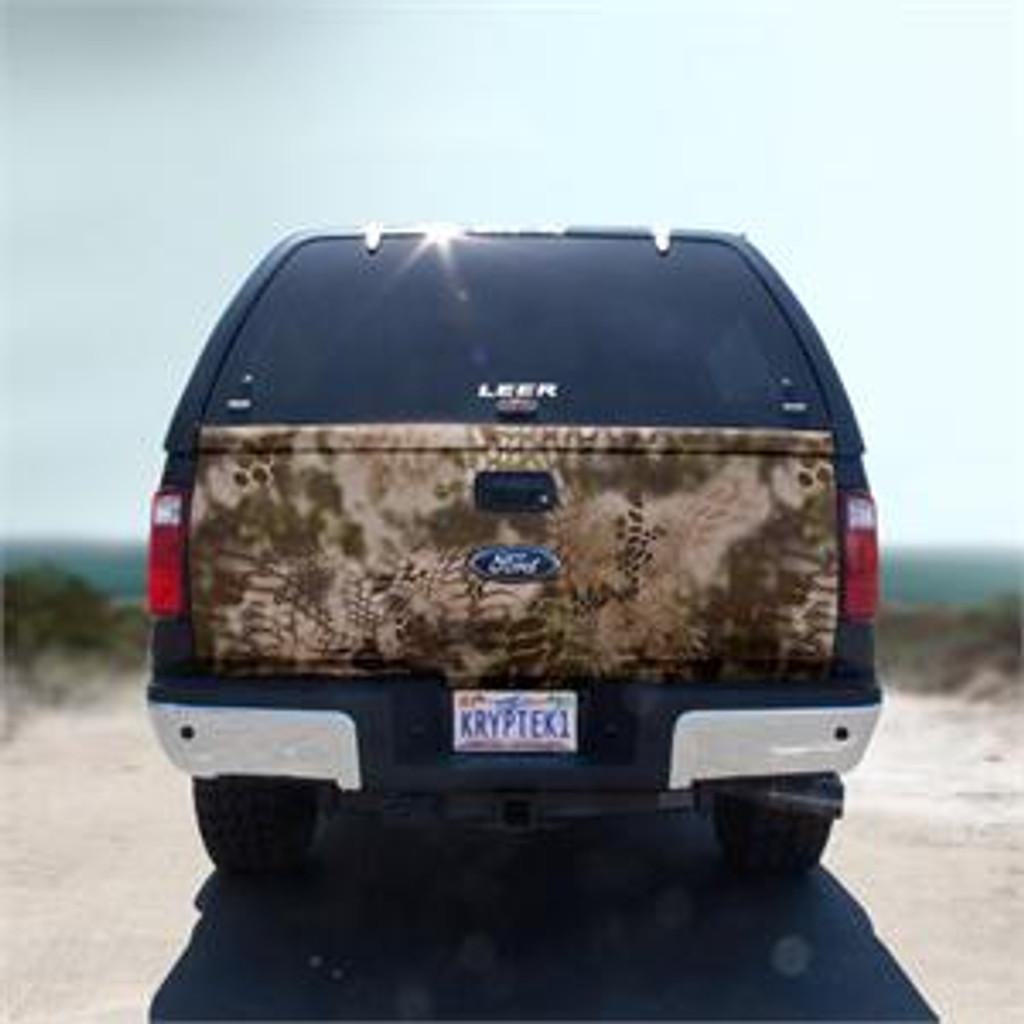 KRYPTEK® Camo Tailgate Accent Wrap