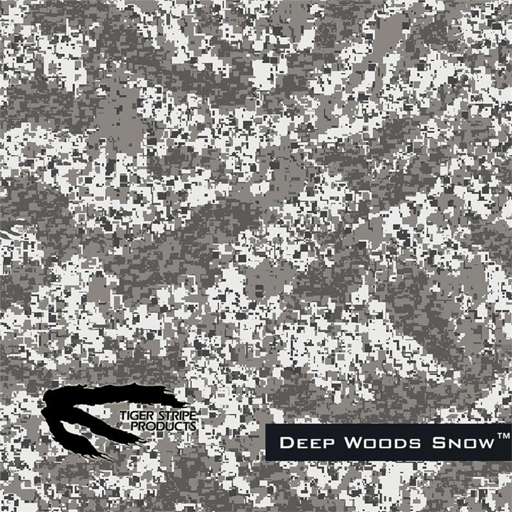 Sheet Vinyl Camouflage-Tiger Stripe Products®