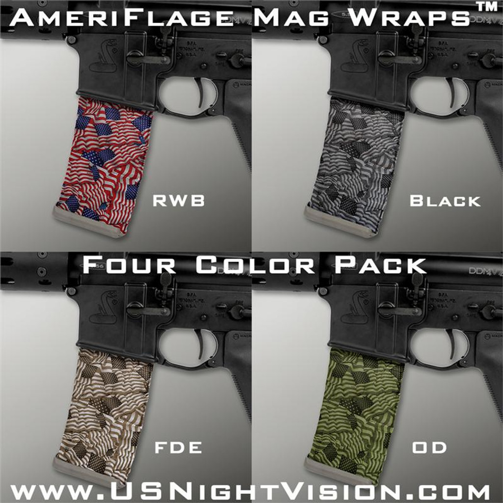 AmeriFlage Color Pack