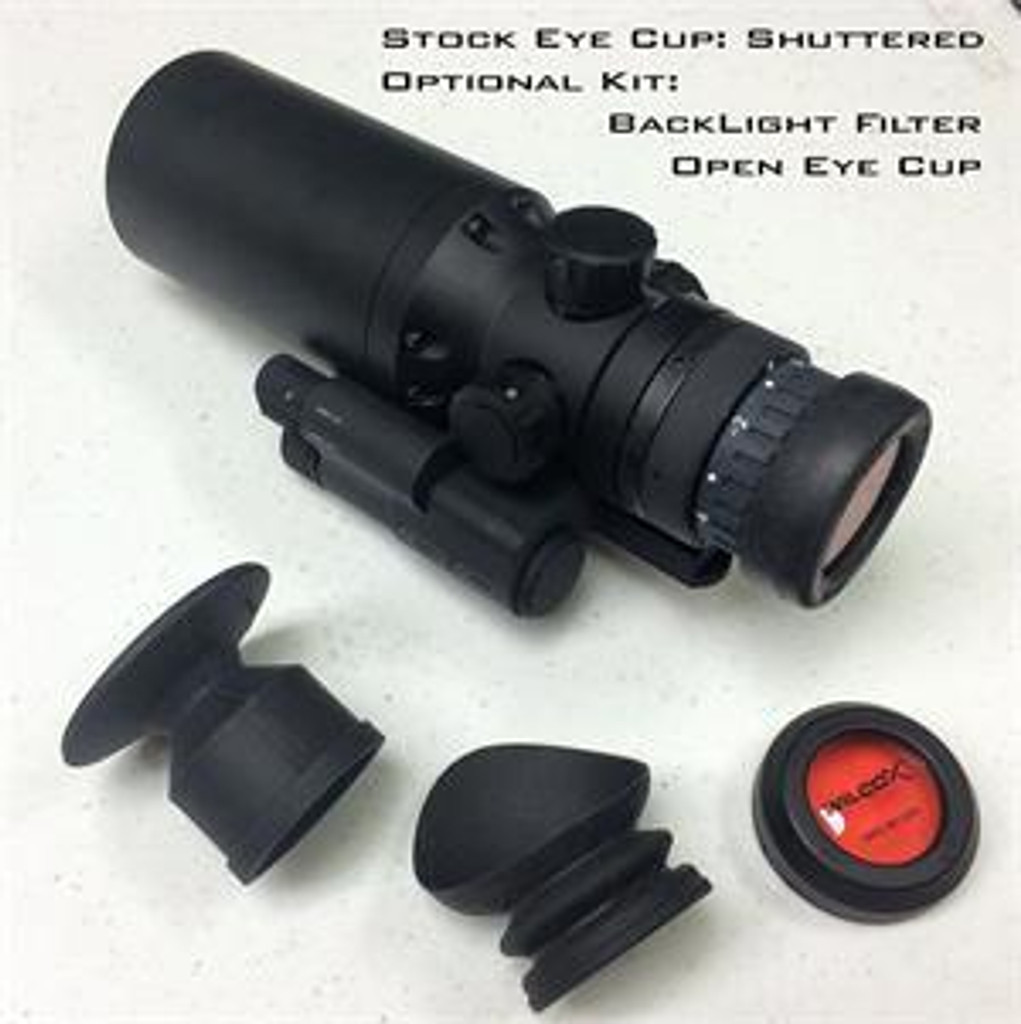 IR Hunter Eye Cup Kit