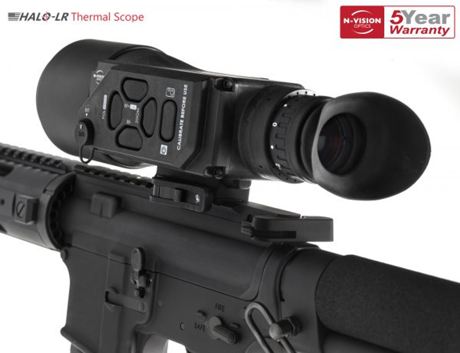 HALO-LR Thermal Weapon Sight