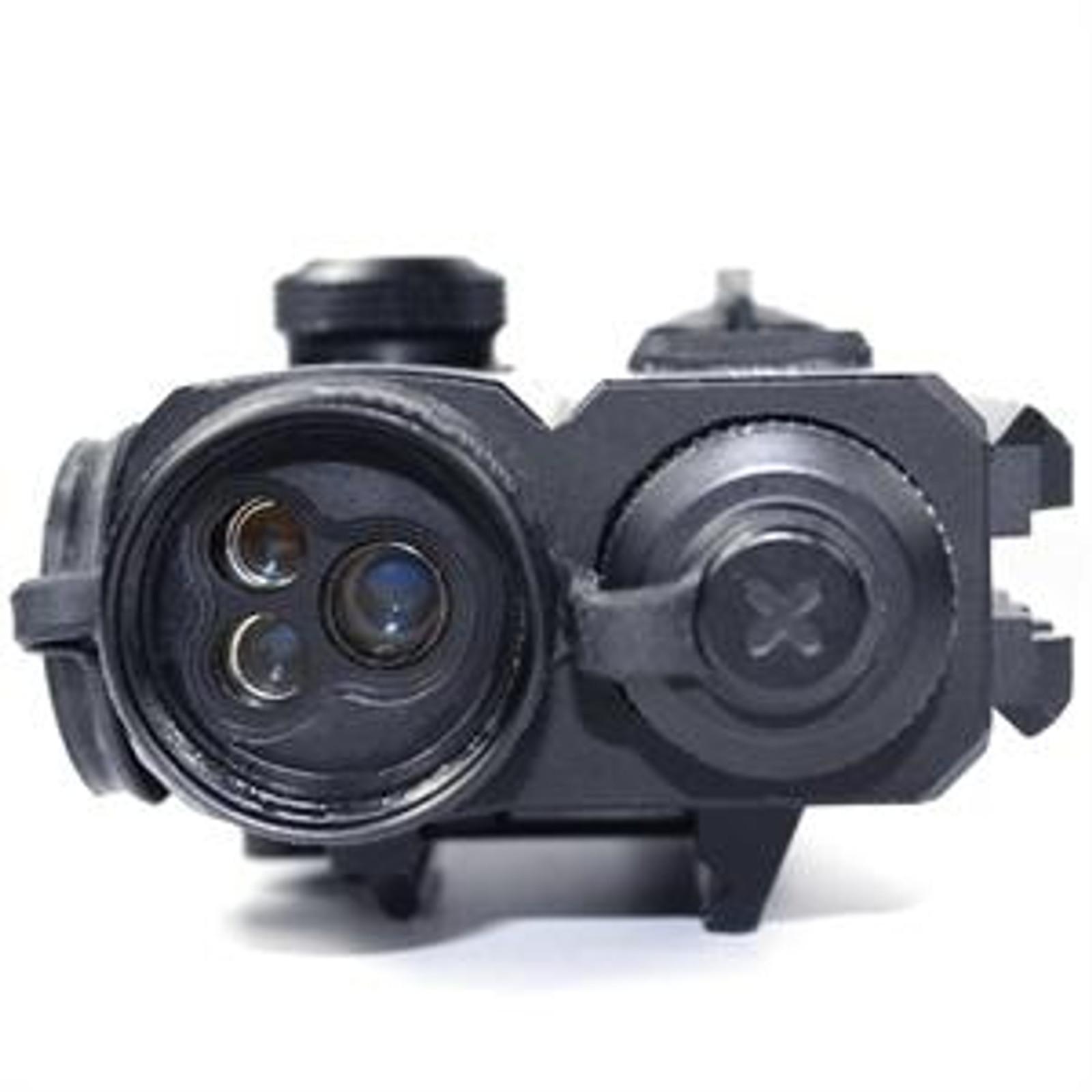 Triad™ Mil/ LE Visible Green Laser /IR Laser/IR Illuminator